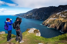 Slieve League, Sliabh Liag, Donegal Marine Tourism