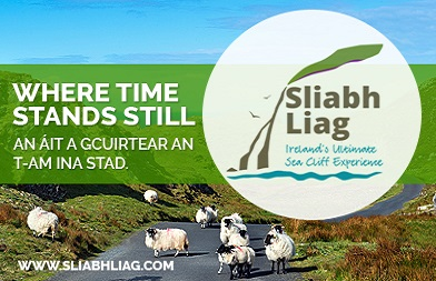 Where time stand stills - Sliabh Liag
